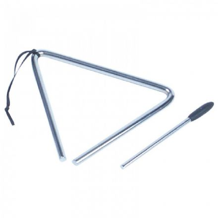 PP World Triangle & Beater - 15cm